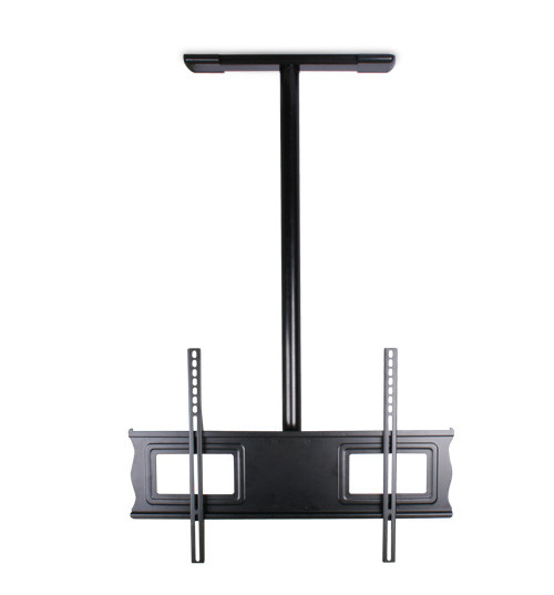 """Strong Large Ceiling Mount with 1.5"""" NPT for 36""""-80"""" Flat Panel Displays"""