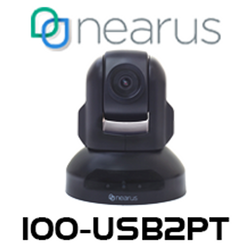 Nearus Pan Tilt Web Conferencing HD USB Camera