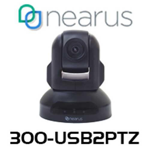 Nearus PTZ Web Conferencing USB Camera with 10x Zoom