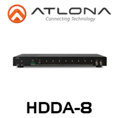 Atlona 1×8 4K UHD HDMI Distribution Amplifier