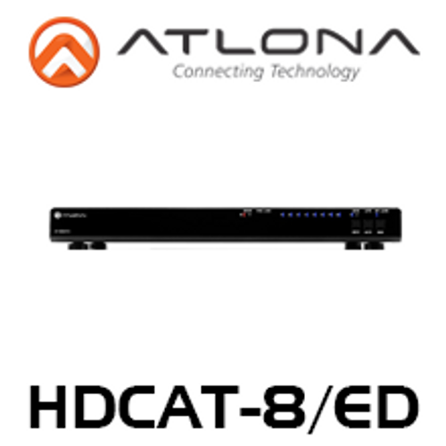 Atlona 2×8 HDMI to HDBaseT Distribution Amplifier / with Extended Distance - Up to 100m