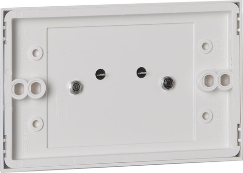 HPM Speaker Terminal Wallplate - Solder Termination