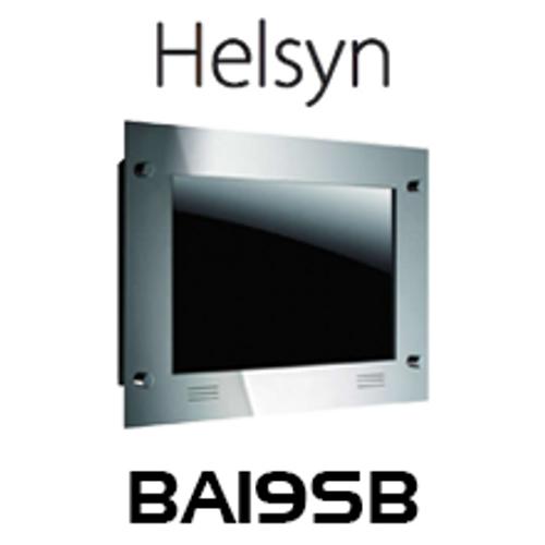 """Helsyn 19"""" IPX5 Waterproof Widescreen LED TV"""