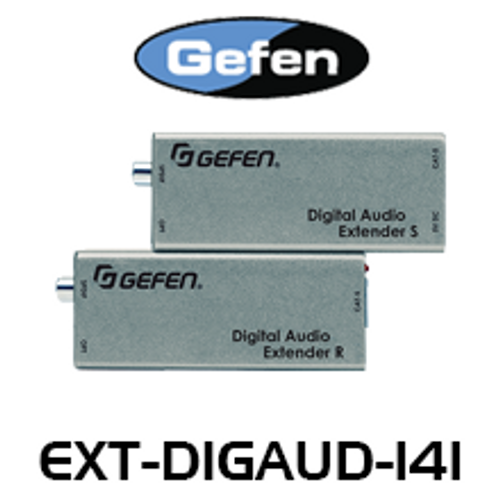 Gefen Digital Audio Extender Up To 100m
