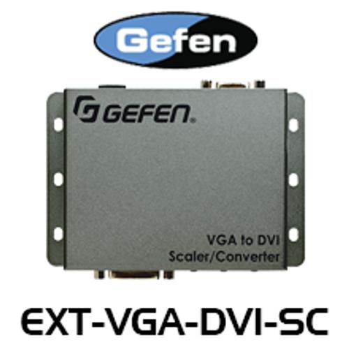 Gefen VGA to DVI Scaler / Converter