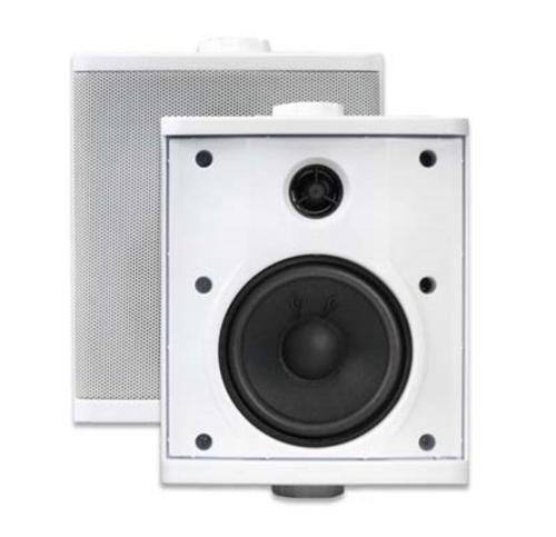 "NuVo 4"" On-Wall Speakers (Pair) for WA40 In-Wall Amplifier"