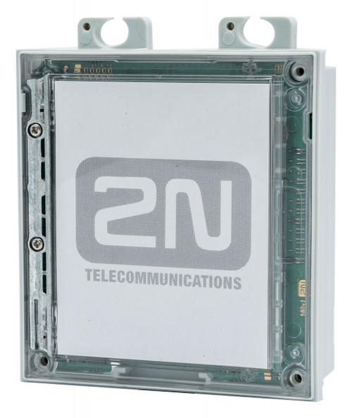 2N Helios IP Verso Door Intercom Infopanel Module