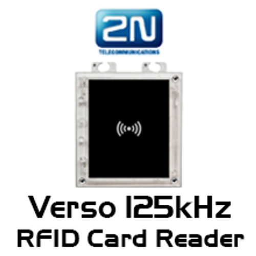 2N Helios IP Verso Door Intercom 125kHz Smart Card RFID Reader Module