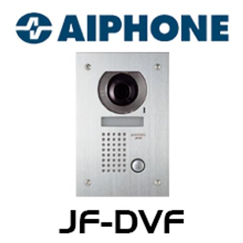 Aiphone JF-DVF Vandal Resistant Flush Mount Color Door Station