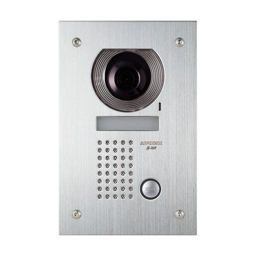 Aiphone JF-DVF Vandal Resistant Flush Mount Color Door Station