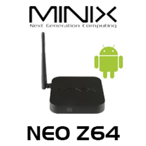 MINIX NEO Z64 Fanless Mini PC Android KitKat