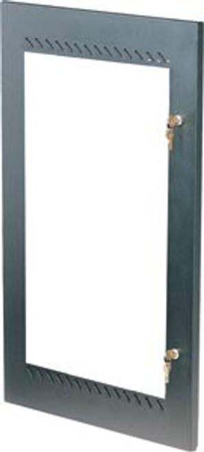 """AVA 9 - 38RU Perspex 19"""" Rack Door"""