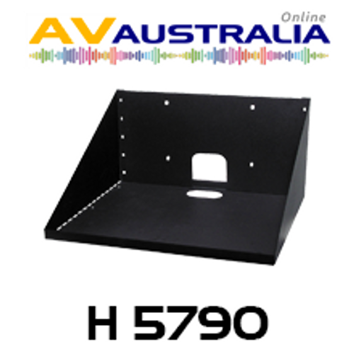 "AVA 450m Deep Wall Mount Tray for 19"" Rack Frames"