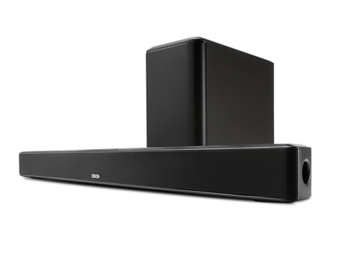 Denon DHT-S514 Soundbar With Wireless Subwoofer