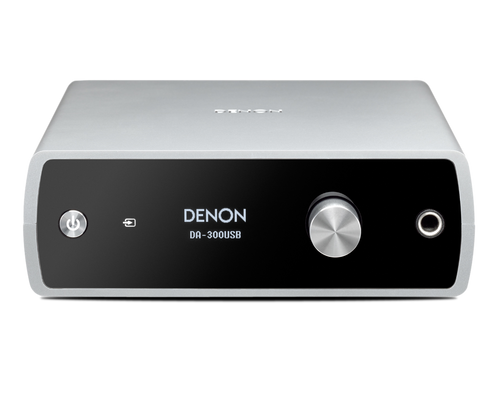 Denon DA300USB Compact USB-DAC / Headphone Amplifier