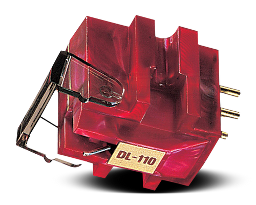 Denon DL110 High-Output Moving Coil Cartridge