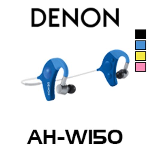 Denon AHW150 Wireless Sweat-Proof Fitness Headphones