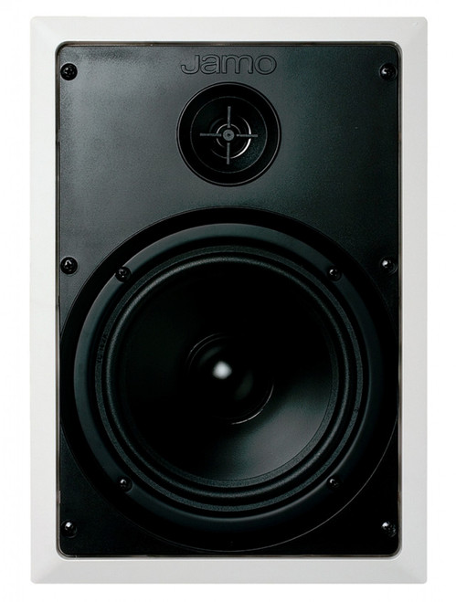 "Jamo 660CS 6.5"" Polypropylene In-Wall Speakers (Pair)"