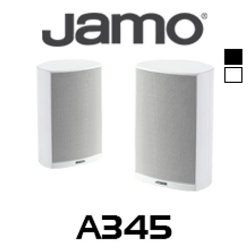 """Jamo A345 4"""" Satellite Speakers (Pair)"""