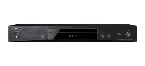 Onkyo BD-SP353 Blu-Ray Player With Hi-Res Audio Playback