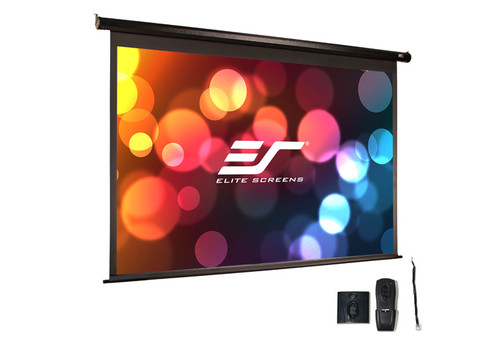"Elite Screens Spectrum MaxWhite Motorised Projection Screens (84 -180"")"