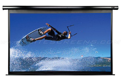 "Elite Screens VMAX2 MaxWhite Motorised Projection Screens (84 - 180"")"