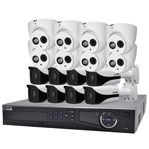 VIP Vision Professional 16 Channel 2.0MP IP Surveillance Kit