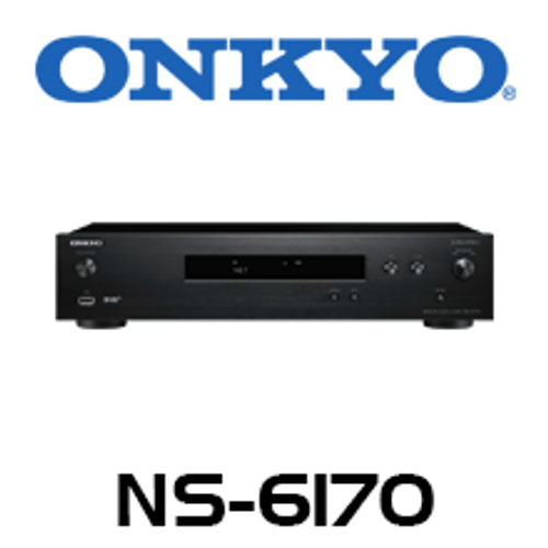 Onkyo NS-6170 Hi-Res Network Audio Player With DAB+ Tuner