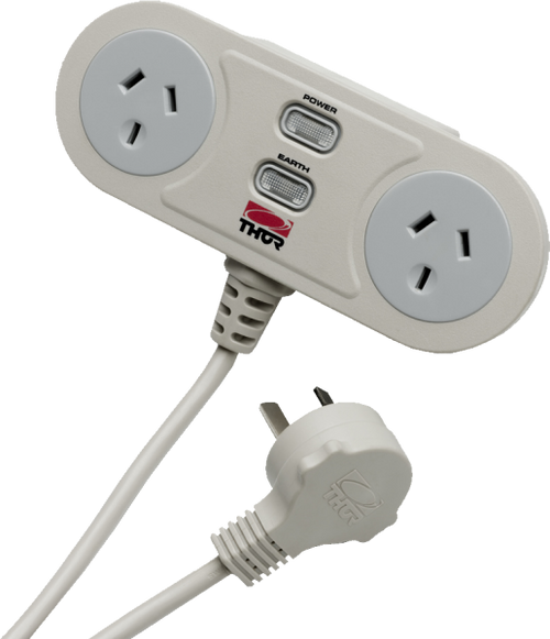Thor C2 2 Way Smart Filter Duo And Surge Protector