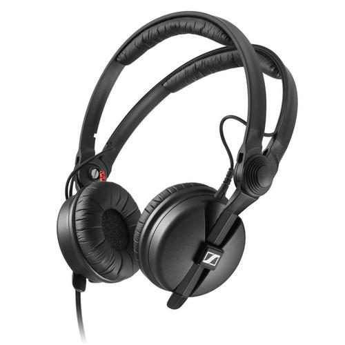 Sennheiser HD 25 /Plus Closed-Back On-Ear DJ Headphones