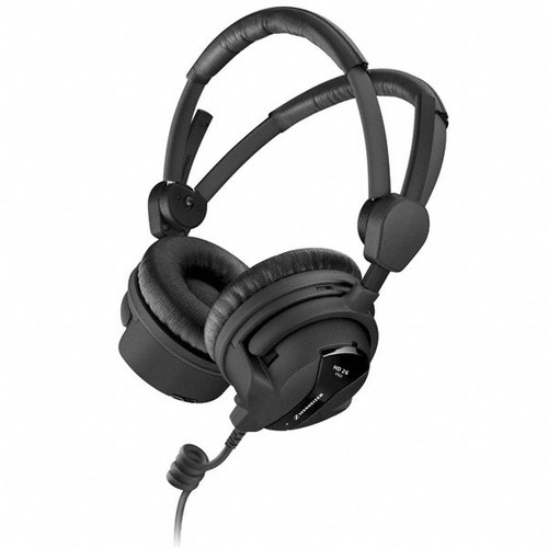 Sennheiser HD26PRO Professional Broadcast Closed On-Ear Headphones