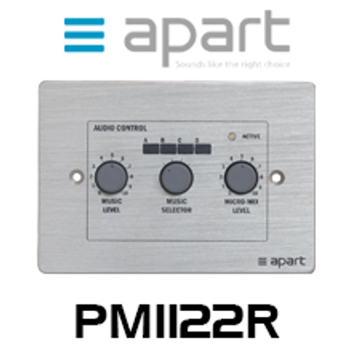 Apart PM1122R Wall Control Panel For PM1122