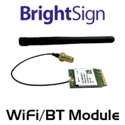 BrighSign WiFi / Bluetooth Module For Series 3 Interactive Player