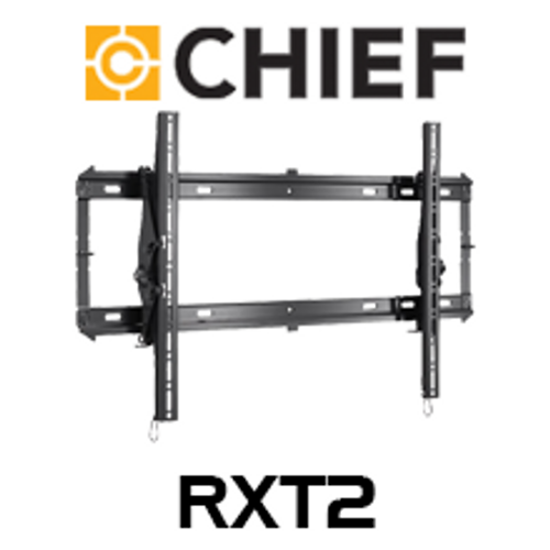 """Chief RXT2 X-Large 40-80"""" FIT Tilt TV Wall Mount"""