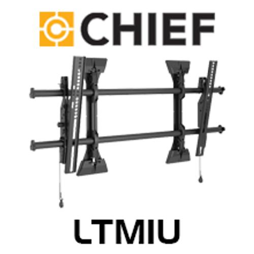 """Chief LTM1U Large 37-63"""" Fusion Micro-Adjustable Tilt TV Wall Mount"""