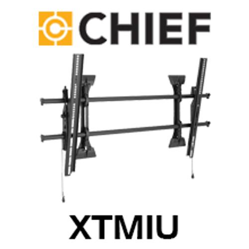 "Chief XTM1U X-Large 55-82"" Fusion Micro-Adjustable Tilt TV Wall Mount"