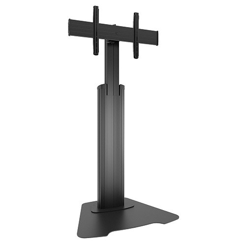 "Chief LFAU Large 40-80"" Flat Display Height Adjustable Floor Stand"