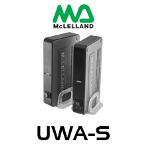 McLelland UWA-S Wireless Audio Subwoofer & Speaker Kit