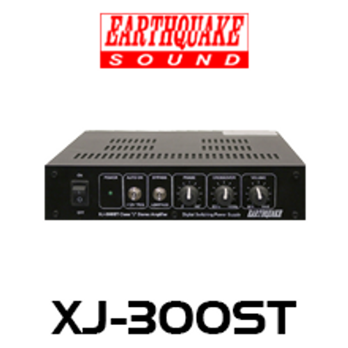EarthQuake XJ-300ST 300W Class J Stereo Amplifier