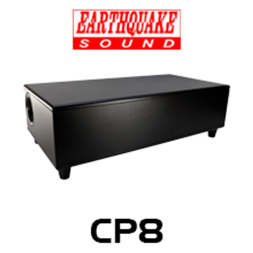 """EarthQuake CP8 8"""" 150W Couch Potato Active Subwoofer (Each)"""