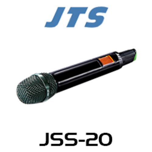 JTS JSS-20 UHF Wireless Handheld Microphone Transmitter (624-694Mhz)