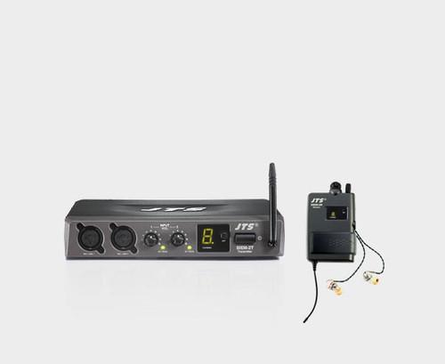 JTS SIEM-2 Single Channel Wireless In-Ear Monitor Mono System