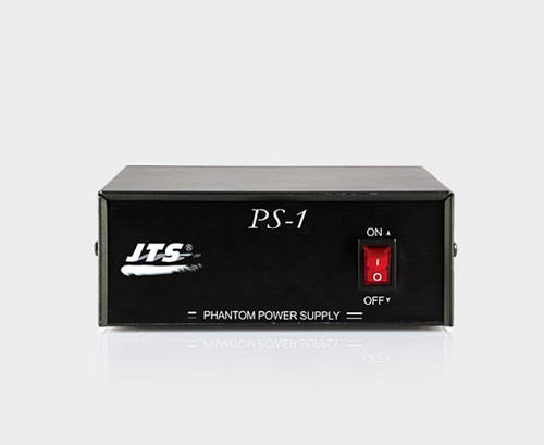 JTS Single / Dual Channel 48V Phantom Power Supply