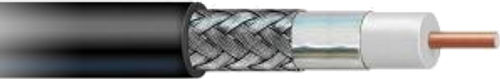 Doss LL-400 50 Ohm Coaxial Cable (100m)