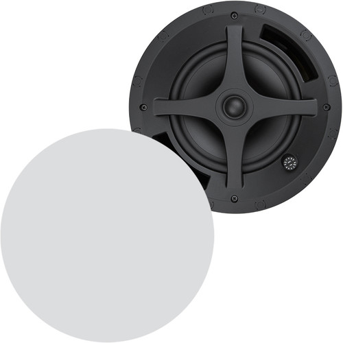 """Sonance PS-C83RT 8"""" 70/100V 8 Ohm In-Ceiling Speaker (Pair)"""