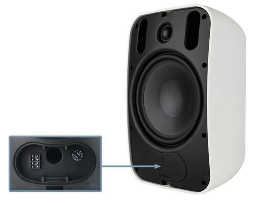 "Sonance PS-S83T 8"" 70/100V Weatherproof Outdoor Speakers (Pair)"