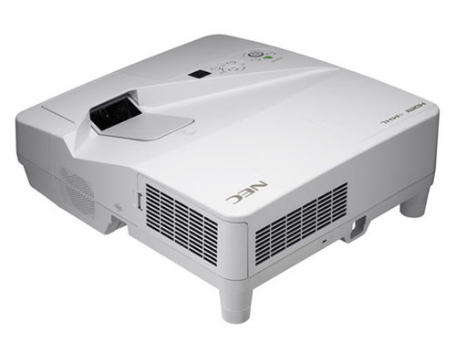 NEC UM301WG 3000 Lumens WXGA Ultra Short Throw LCD Projector