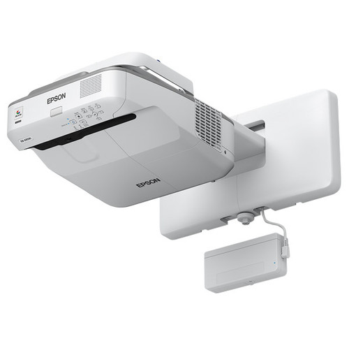 Epson EB-695Wi 3500 Lumen WXGA Interactive Finger Touch Ultra Short Throw LCD Projector