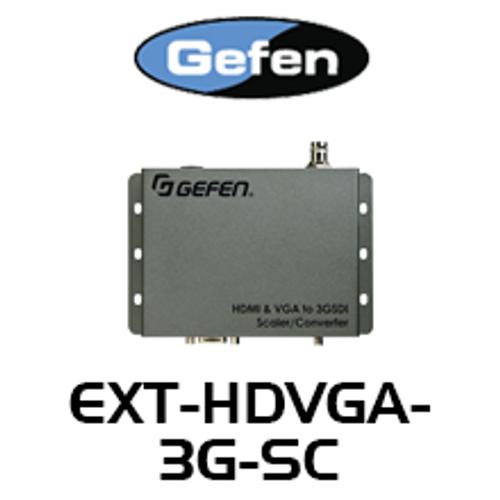 Gefen HD & VGA to 3GSDI Scaler / Converter