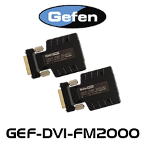 Gefen FM2000 Dual Link DVI Fiber Optic Modular Extender (up to 300m)